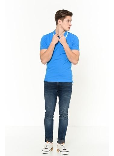 Calvin Klein Tişört Mavi